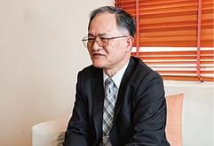 日本の廃棄物処理技術はニーズがある」とIKE加賀山氏=ハノイ