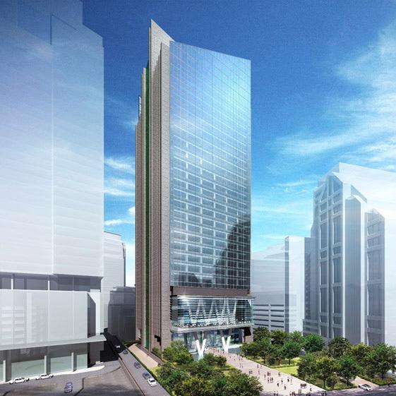 大林組、オフィスビル建設に300億円 - NNA ASIA・タイ・建設・不動産