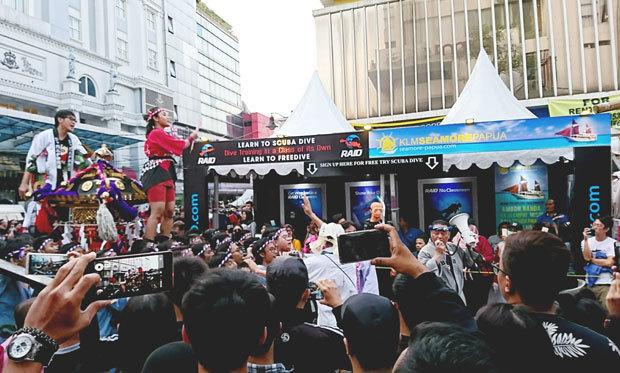 ブロックMの「縁日祭」が参加を呼びかけ - NNA ASIA・インドネシア ...