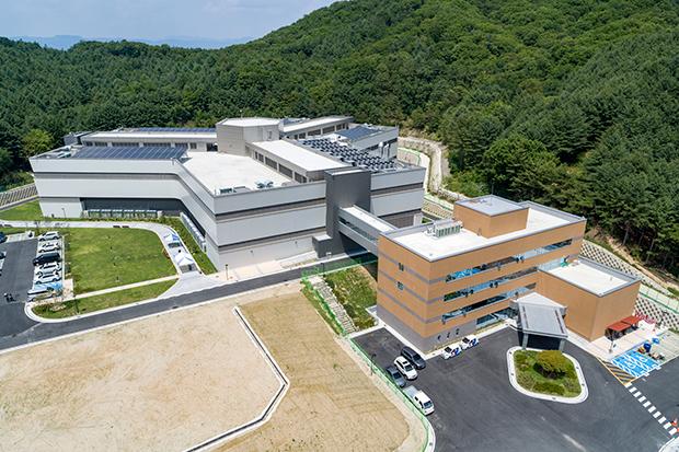 サムスン、江原道の新データセンターを公開