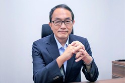 ネクセンタイヤの未来技術研究所所長に就任した森田浩一氏(同社提供)